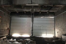 Промышленные подъёмно-секционные ворота Alutech Protrend в Приветнинском, фото 6