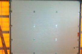 Гаражные подъёмно-секционные ворота Alutech Trend в Коммунарах, фото 2
