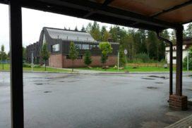 Гаражные подъёмно-секционные ворота Alutech Classic в Медовом, фото 6