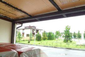 Гаражные подъёмно-секционные ворота Alutech Classic в Медовом, фото 8