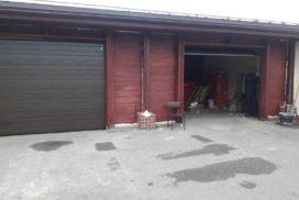 Гаражные подъёмно-секционные ворота Alutech Classic в Медовом, фото 5