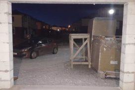 Гаражные подъёмно-секционные ворота Alutech Classic в Смольном, фото 3