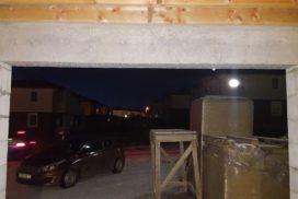 Гаражные подъёмно-секционные ворота Alutech Classic в Смольном, фото 4