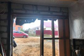 Гаражные подъёмно-секционные ворота Alutech Classic в Токсово, фото 3