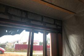 Гаражные подъёмно-секционные ворота Alutech Classic в Токсово, фото 4