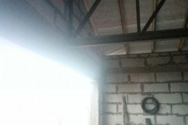 Гаражные подъёмно-секционные ворота DoorHan RSD02 в д. Волковицы, фото 4