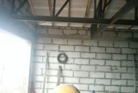 Гаражные подъёмно-секционные ворота DoorHan RSD02 в д. Волковицы, фото 5
