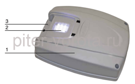 Фото конструкция привода DIY-500