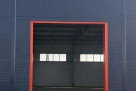 Промышленные подъёмно-секционные ворота DoorHan ISD01 в г.Коммунаре, фото 14