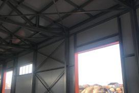 Промышленные подъёмно-секционные ворота DoorHan ISD01 в г.Коммунаре, фото 7