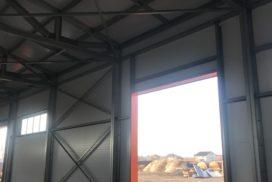 Промышленные подъёмно-секционные ворота DoorHan ISD01 в г.Коммунаре, фото 9