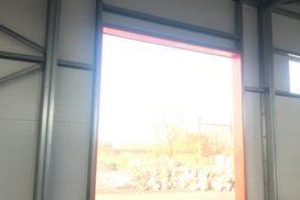 Промышленные подъёмно-секционные ворота DoorHan ISD01 в г.Коммунаре, фото 12