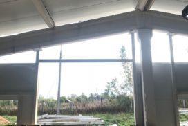 Промышленные подъёмно-секционные ворота DoorHan ISD01 в Корабицино, фото 5