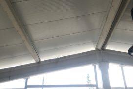 Промышленные подъёмно-секционные ворота DoorHan ISD01 в Корабицино, фото 7