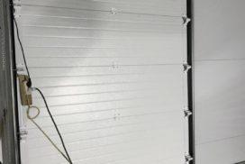 Промышленные подъёмно-секционные ворота DoorHan ISD01 в Корабицино, фото 2
