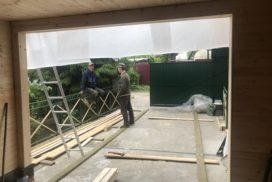 Ворота гаражные подъёмно-секционные DoorHan RSD01, фото 5