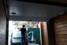 Ворота гаражные подъёмно-секционные DoorHan RSD01, фото 2