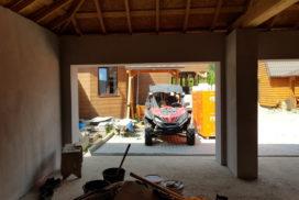 Гаражные подъёмно-секционные ворота Doorhan RSD01 в Турышкино, фото 12