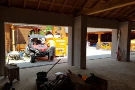 Гаражные подъёмно-секционные ворота Doorhan RSD01 в Турышкино, фото 13