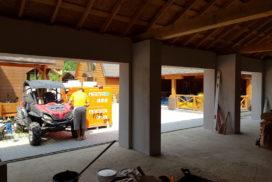 Гаражные подъёмно-секционные ворота Doorhan RSD01 в Турышкино, фото 14