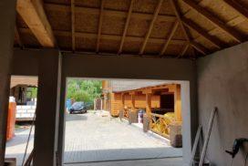 Гаражные подъёмно-секционные ворота Doorhan RSD01 в Турышкино, фото 17