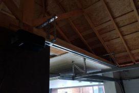 Гаражные подъёмно-секционные ворота Doorhan RSD01 в Турышкино, фото 11