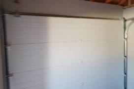 Гаражные подъёмно-секционные ворота Doorhan RSD01 в Турышкино, фото 5