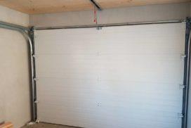Гаражные подъёмно-секционные ворота Doorhan RSD01 в Турышкино, фото 7