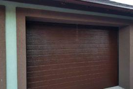 Гаражные подъёмно-секционные ворота Doorhan RSD01 в Турышкино, фото 8