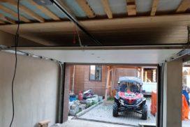 Гаражные подъёмно-секционные ворота Doorhan RSD01 в Турышкино, фото 9