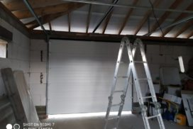 Ворота гаражные подъёмно-секционные DoorHan RSD02 в Агалатово, фото 4