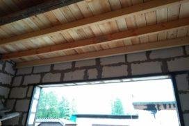Ворота гаражные подъёмно-секционные DoorHan RSD02 в Агалатово, фото 8