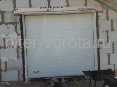 Гаражные подъёмно-секционные ворота DoorHan RSD02 в Аро, фото 1