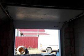 Гаражные подъёмно-секционные ворота DoorHan RSD02 в Аро, фото 2