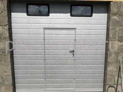 Гаражные подъёмно-секционные ворота Doorhan RSD02 в Ям-Ижоре, фото 1