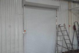 Роллетные ворота DoorHan с противопожарной шторой в Потанино, фото 4
