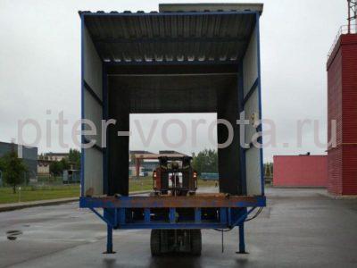 Перегрузочное оборудование DoorHan в г. Осиповичи, фото 1