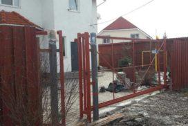 Уличные откатные ворота Doorhan в Ленинградской области, фото 7