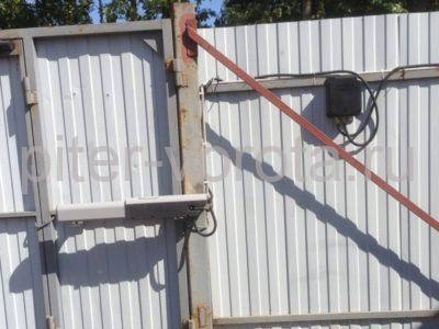 Привод для распашных ворот DoorHan SW3000 KIT в Ропше, фото 1