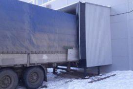 Перегрузочное оборудование DoorHan в Шушарах, фото 3