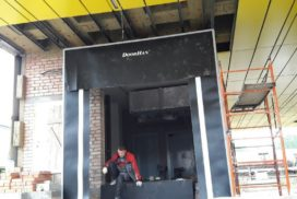Перегрузочное оборудование DoorHan в СПб, м. Рыбацкое, фото 3