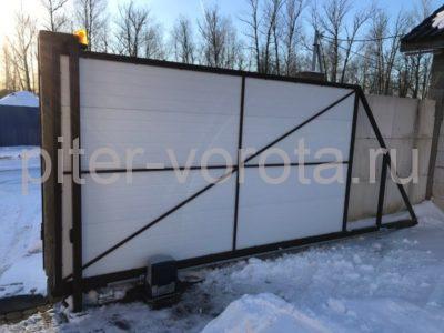 Привод для откатных ворот CAME BX-68 в Усть-Ижоре, фото 1
