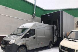 Перегрузочное оборудование DoorHan в Жодино, фото 5