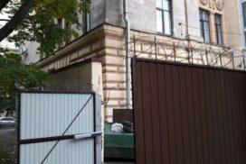Уличные распашные ворота Doorhan на Гагарина в СПБ, фото 3