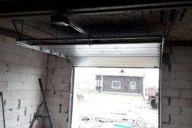 Гаражные подъёмно-секционные ворота Hormann RenoMatic в Аннино, фото 2