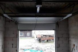 Гаражные подъёмно-секционные ворота Hormann RenoMatic в Аннино, фото 3
