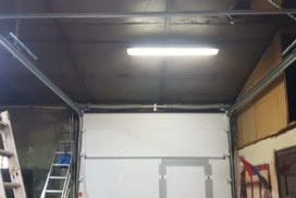 Промышленные подъёмно-секционные ворота DoorHan ISD01 2845х3050, фото 2
