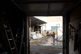 Промышленные подъёмно-секционные ворота DoorHan ISD01 2845х3050, фото 3