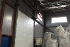 Четыре комплекта промышленных подъёмно-секционные ворот DoorHan ISD01 и гаражных RSD02 в Мурино, фото 14