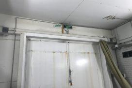 Промышленные подъёмно-секционные ворота DoorHan ISD01 на Мебельной, фото 9